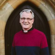 Photo of Rev Paul Butler